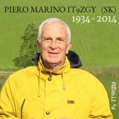 "IT9ZGY,Pietro Marino ""Mr.Sicily""."